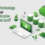 How cloud technology reduces mobile app development cost