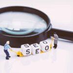Website promotion using SEO professional skills
