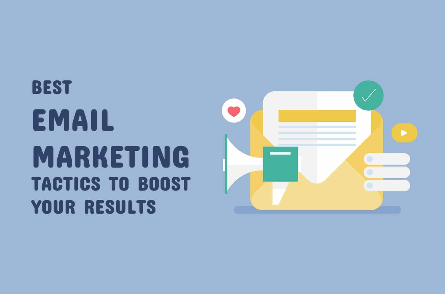 Email marketing tips to boost results