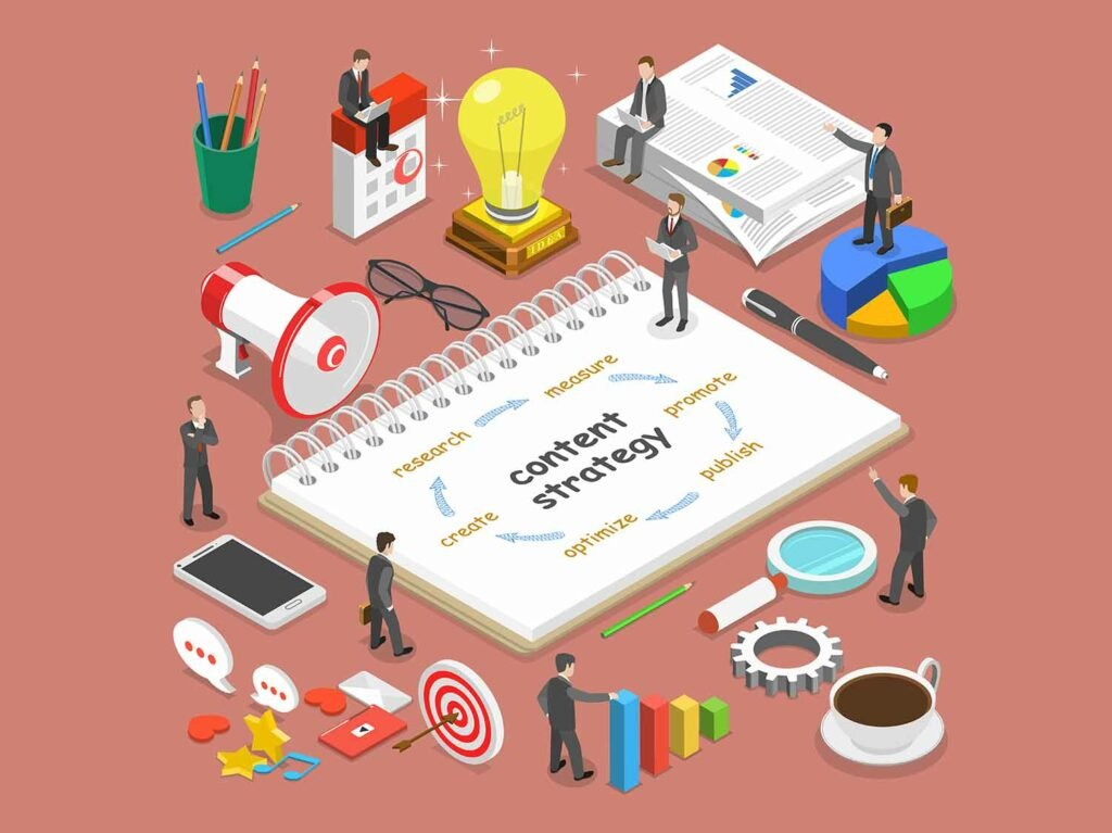 Content marketing tools and content strategy
