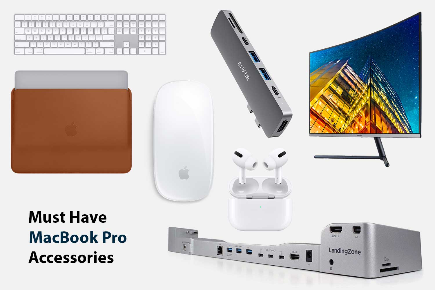 Best MacBook Pro Accessories 2021: What all do you really need?