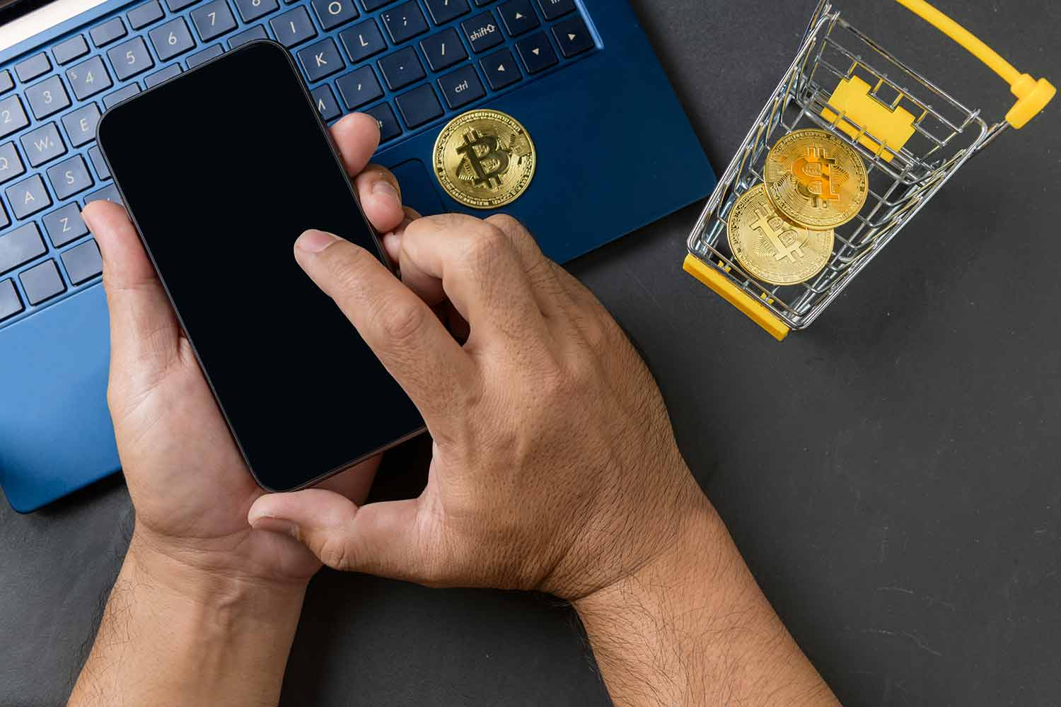Bitcoin in e-commerce industry